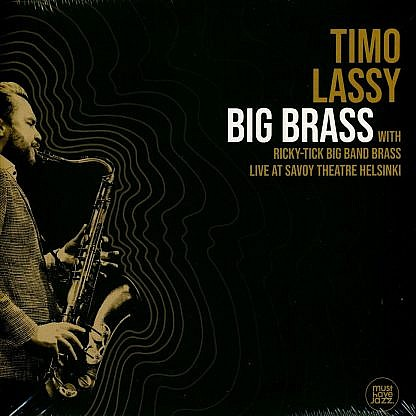 Big Brass Live At Savoy Theatre Helsinki