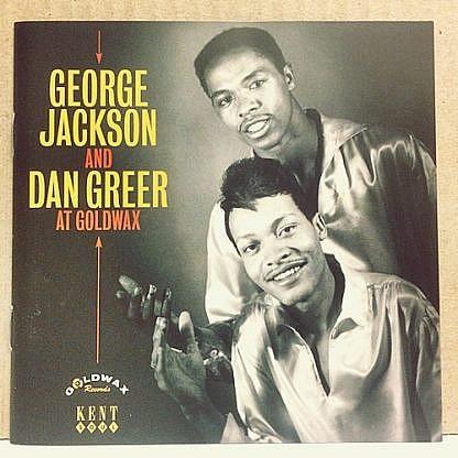 George Jackson And Dan Greer At Goldwax