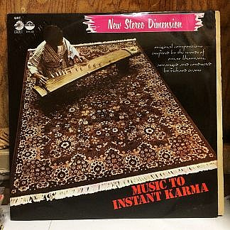 Music To Instant Karma - The Rubaiyat Of Dorothy Ashby