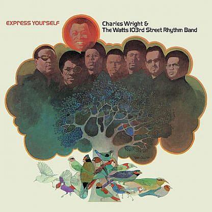Express Yourself (Ltd Brown Vinyl)
