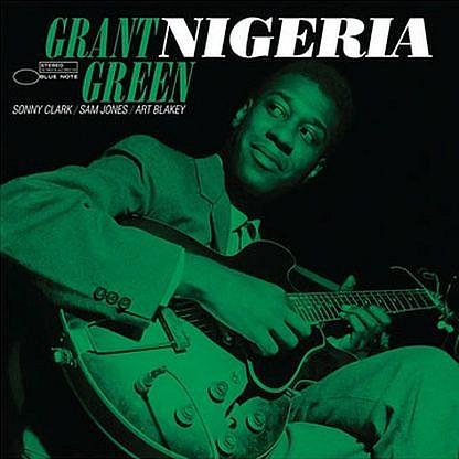 Nigeria (180Gm Analogue - Tone Poet Series) (Pre-order: Due 28th Feb 2020)