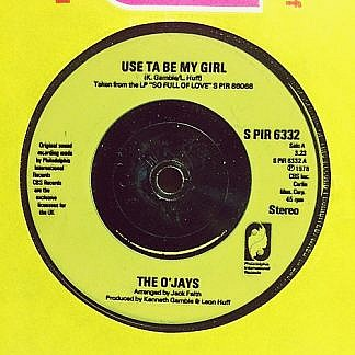Use Ta Be My Girl / This Time Baby
