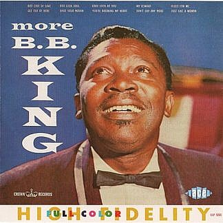 More B B King