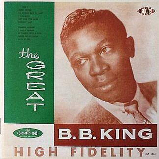 The Great B B King
