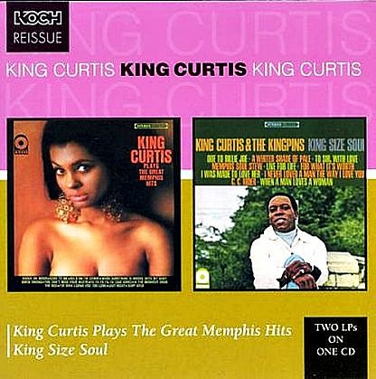 Plays The Great Memphis Hits/ King Size Soul