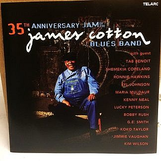 35Th Anniversary Jam Of The James Cotton Band