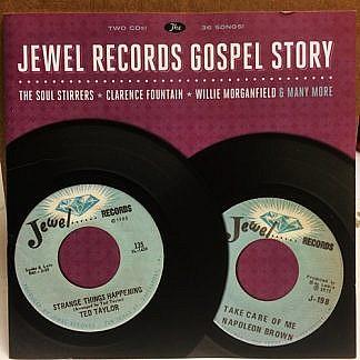 Jewel Records Gospel Story