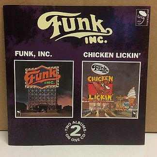Funk Inc / Chicken Lickin'