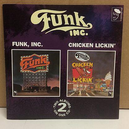 Funk Inc / Chicken Lickin'