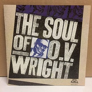 The Soul Of O. V. Wright