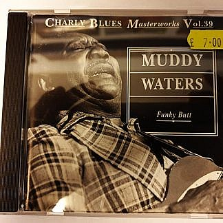 Funky Butt - Charly Blues Masterworks Volume 39