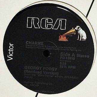 Georgy Porgy (Remixed Version) / Georgy Porgy (Instrumental Version)