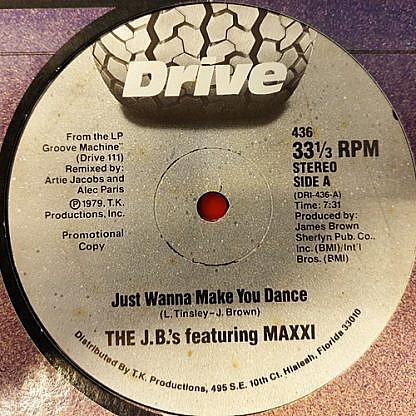 Just Wanna Make You Dance / Rock Groove Machine