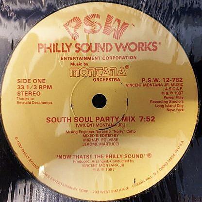 South Soul Party Mix