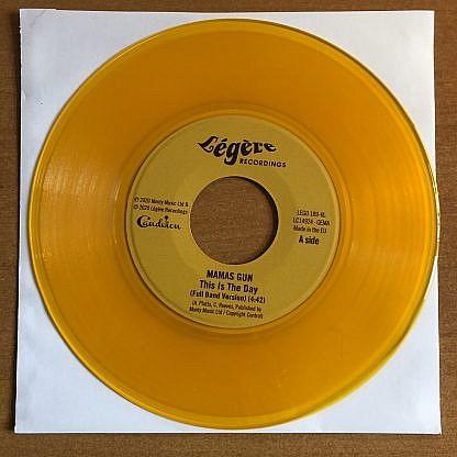 This Is The Day (Orange Vinyl)