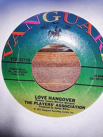 Love Hangover/I Like It