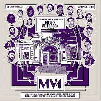 Various Artists - Gilles Peterson Presents: Mv4  (Pre-order: Due 10th April 2020)
