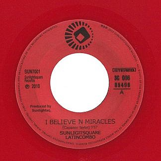 I Believe In Miracles (Red Vinyl)