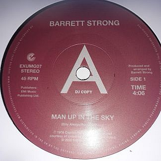 Man Up In The Sky/Is It True (Dj Copy)
