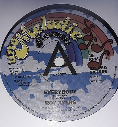 Everybody/And Then We Were One (Dj Copy)