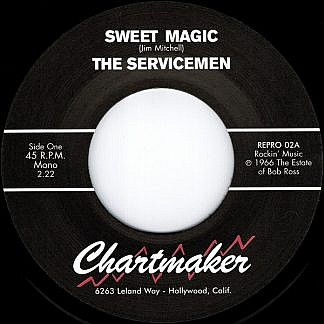 Sweet Magic/Connie