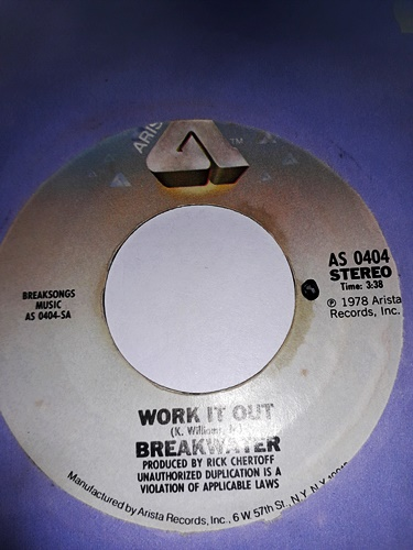 Work It Out / Feel Your Way