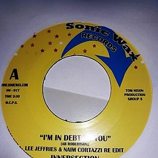 I'M In Debt To You/Let Me Love You ((Lee Jerries & Naim Cortazzi Re Edit)
