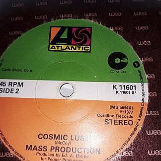 Cosmic Lust