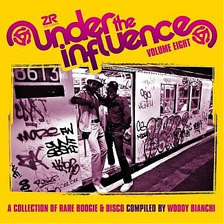 Under The Influence Vol.8 Compiled By Woody Bianchi (pre-order: due 12th June 2020)