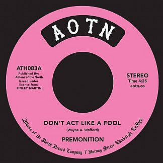 Don'T Act Like A Fool/In Love