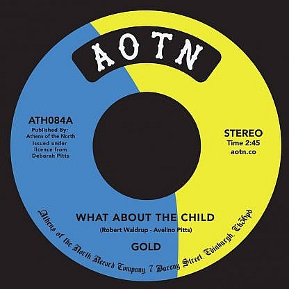 What About The Child/Now I Know