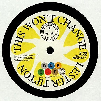 This Won'T Change/Baby Don'T You Weep