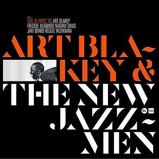 Art Blakey & The New Jazz Men: Live In Paris '65 (180Gm) (Pre-order: Due 19th June 2020)