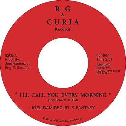 I'll Call You Every Morning/I Can'T Let Her Go