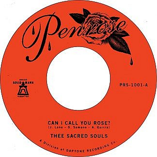 Can I Call You Rose/Weak For Your Love