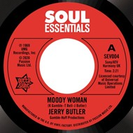 Moody Woman / Stop Steppin' On My Dreams (Pre-order: due 10th of July 2020)