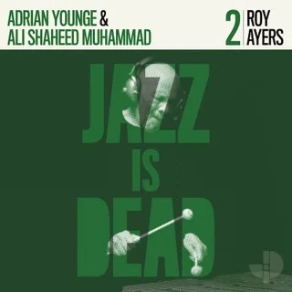 Jazz Is Dead 2 (Pre-order:Due 21st August 2020)