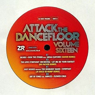 Joey Negro Attack The Dancefloor Vol.16