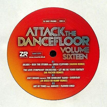 Joey Negro Attack The Dancefloor Vol.16