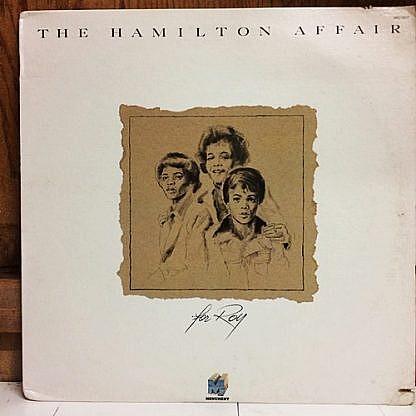 The Hamilton Affair…For Roy