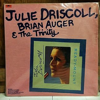 Julie Driscoll, Brian Auger And The Trinity