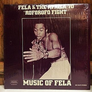 Roforofo Fight - Music Of Fela