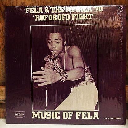 Roforofo Fight - Music Of Fela
