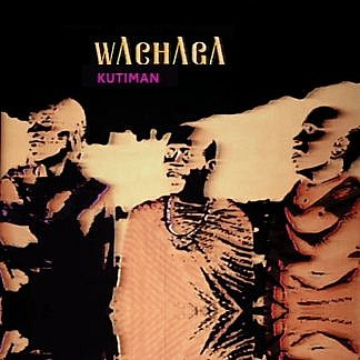Wachaga (Splatter Vinyl) (Pre-order: due 17th July 2020)