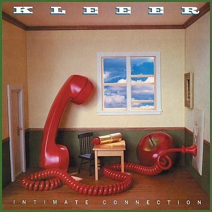 Intimate Connection (Red Telephone Vinyl Ltd Pressing)