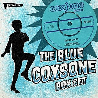 Blue Coxsone Box Set