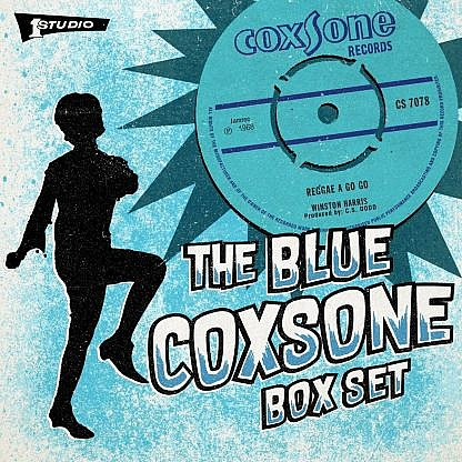Blue Coxsone Box Set