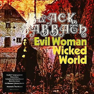 Evil Woman / Wicked World & Paranoid / The Wizard