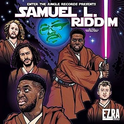Samuel L.Riddim / Dark Side Riddim