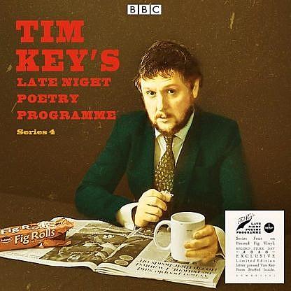 Tim Keys Late Night Poetry Programme
